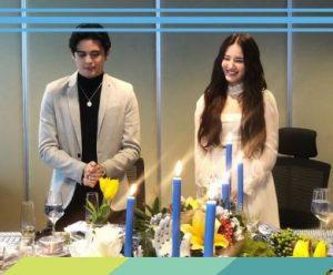 Nancy is going to make her TV debut in Filipino Teleserye