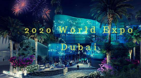 Philippines To Participate in The 2020 World Expo Dubai