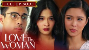 Love Thy Woman March 6 2020 Pinoy HD Full Episode