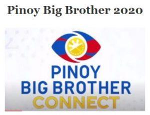 Pinoy Big Brother 2020