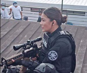 Jane De Leon Police Captain Natalia Mante FPJ Ang Probinsyano