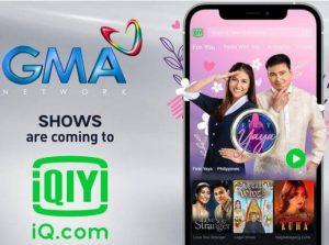 GMA First Yaya iQiyi