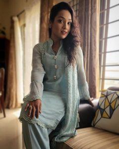Actress Uroosa Siddiqui weight loss