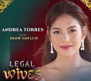 Andrea Torres Legal Wives