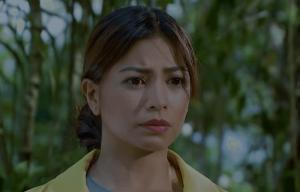 Filipina actress Glaiza De Castro