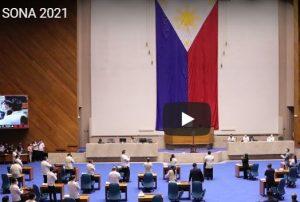 President Duterte SONA 2021