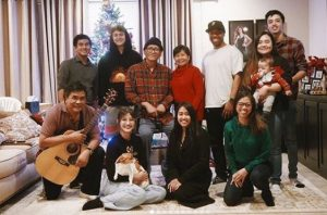 Liza Soberano Spends Christmas in new house in US with Enrique Gil and Family