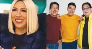 Why Vice Ganda comments on rivalry between It's Showtime and Eat Bulaga