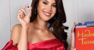 Filipino Model Catriona Gray is getting her own Madame Tussauds wax figure