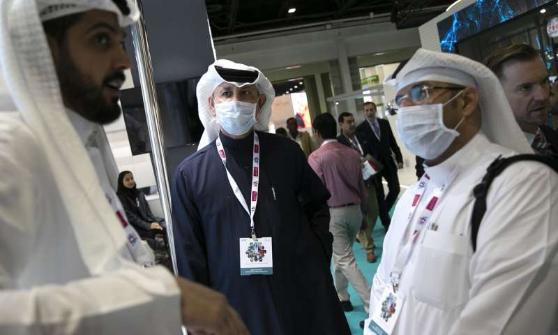 Chinese Family Diagnosed With Coronaviru in UAE