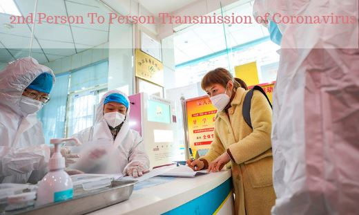 2nd Person To Person Transmission of Coronavirus Reported in The US