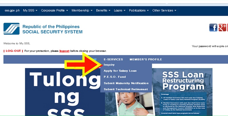 Check SSS Contribution Online Step By Step Guide