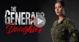 The General's Daughter July 10 2020 Pinoy HD Full Episode
