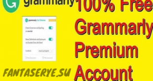 How to get the Grammarly Premium Account For Free
