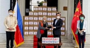 China Donates 2K Tablets to help Filipino Students