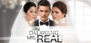 Ang Dalawang Mrs Real full episode