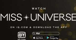 69th Miss Universe iQiyi App