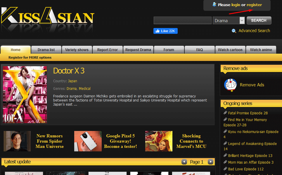 How to download in Kissasian 2021