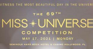 Miss Universe May 17 2021