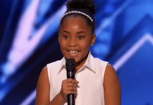9 Year Victory Brinker Golden Buzzer America's Got Talent