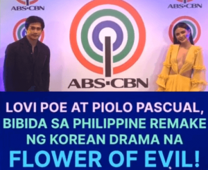 Flower of Evil Piolo Pascual and Lovi Poe