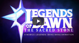 Legends of Dawn The Sacred Stone full episode