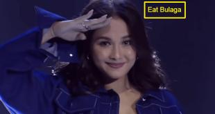 Filipino Actress Maja Salvador joins Eat Bulaga