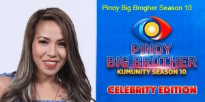 Madam Inutz housemate Pinoy Big Brother