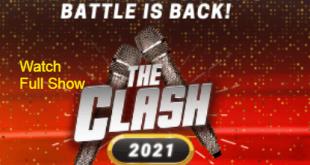 The Clash Season 4 Full Show